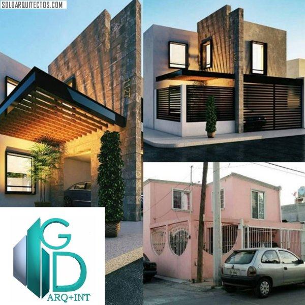 Gd Arquitectura E Interiores Soloarquitectos Com