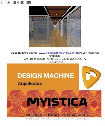 Arquitectura remodelaci n the design machine - Arquitectos interioristas ...